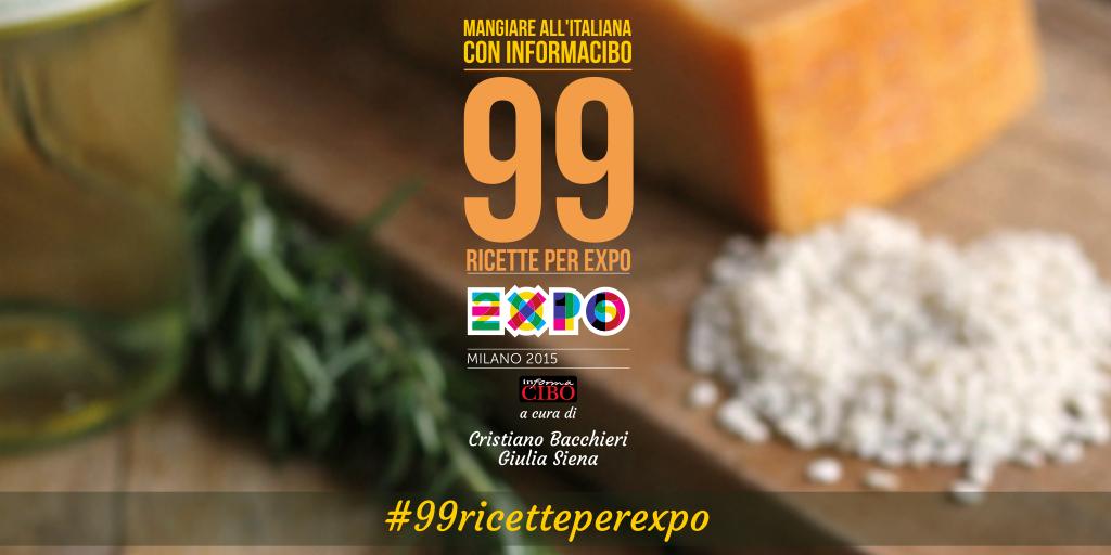 Ebook 99 ricette per Expo
