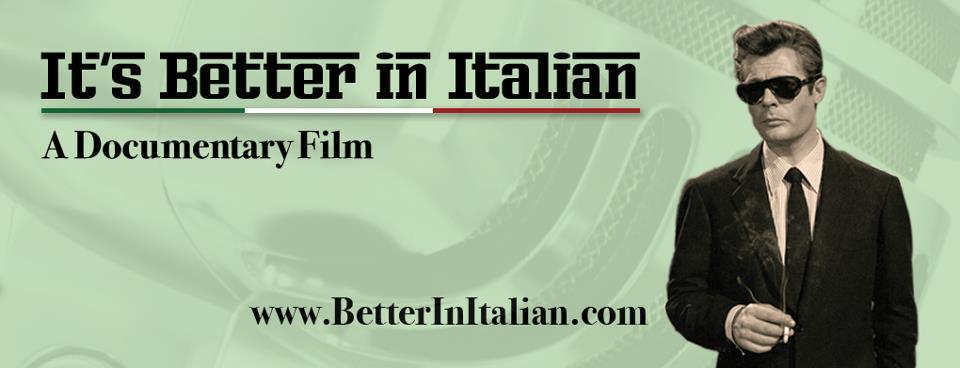 It's Better In Italian