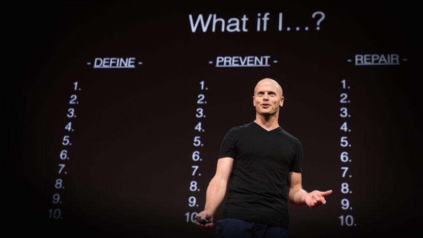 Tim Ferriss stoicismo gestione della paura