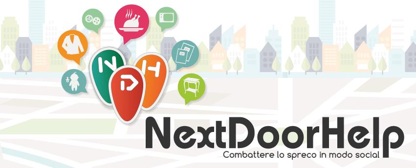 NextDoorHelp, una piattaforma italiana per il food sharing