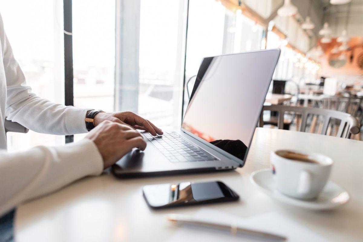 Un freelance senza fissa dimora