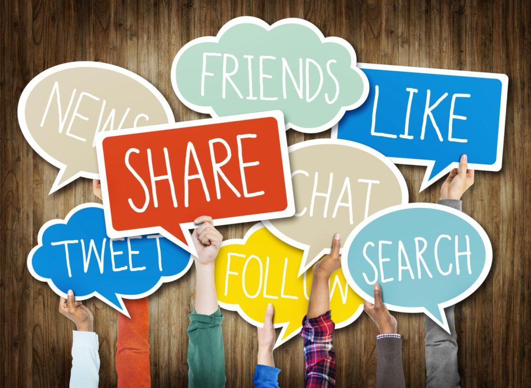 Social network: i 5 tipi di contenuti per iniziare a postare