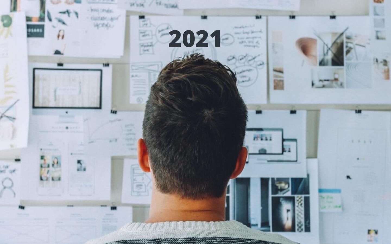 2021: i miei obiettivi professionali