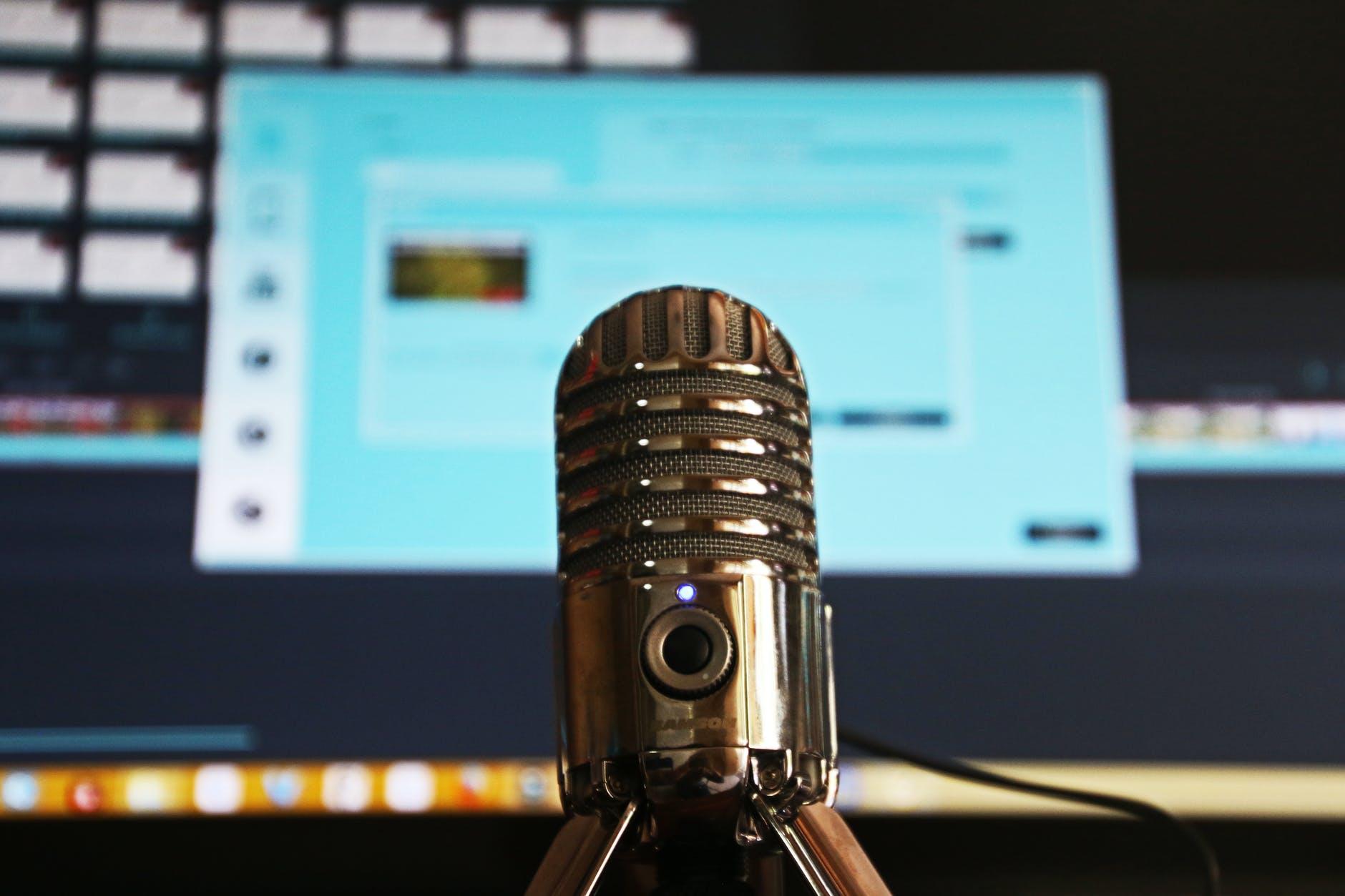 fasi di scrittura di un podcast